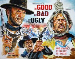11 good bad ugly poster