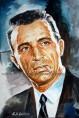 """""""Ta Kokkina Fanaria"""", G.Foundas portrait"""
