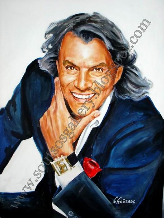 Ilias Psinakis portrait