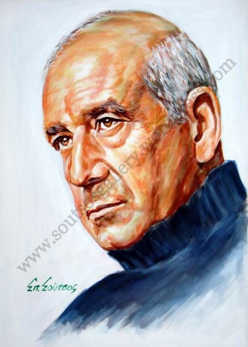 Mitropanos portrait