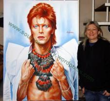 Bowie stella blog
