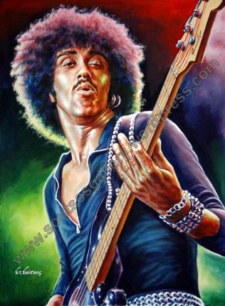 Phil Lynott blog
